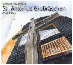Jehmlich-Orgel Großräschen