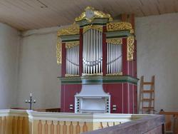 Orgel in Waltersdorf