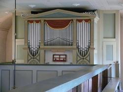 Kayser-Orgel Langengrassau