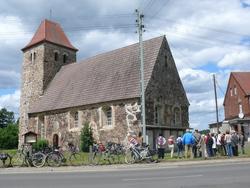 Kirchenführung bei Mixtur im Bass